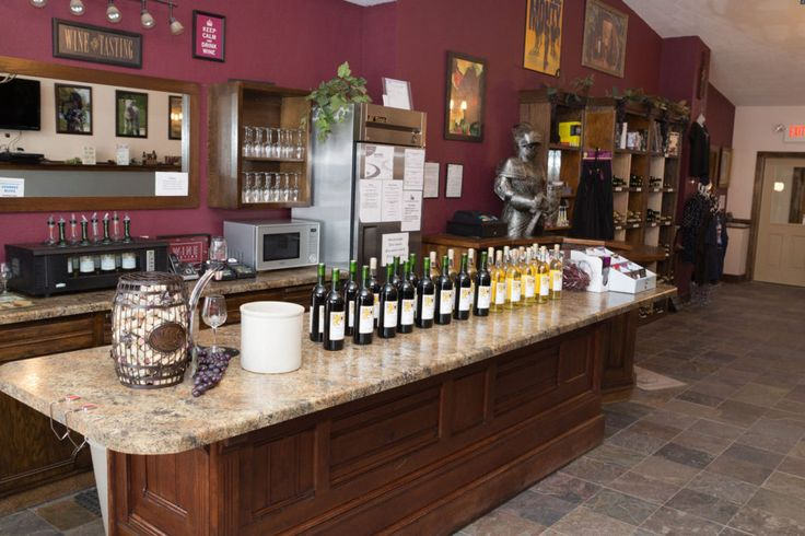 Brambleberry: A western Wisconsin winery, inn and wedding venue in Taylor WI. Snack menu available.