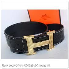 Cinturón Hermes, diseño reflexivo.