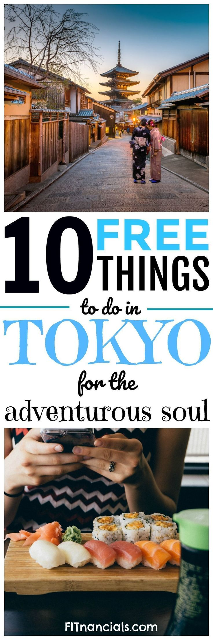 Tokyo On A Budget – 10 Free Things To Do In Toky…