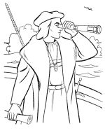 Coloring pages for US holidays including Presidents Day, Memorial Day, Flag Day, Columbus Day, Independence Day, Veteran's Day...