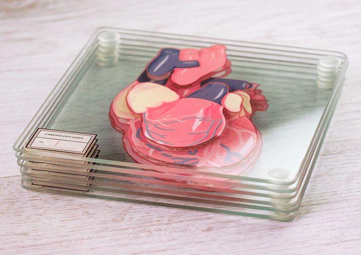 Heart Anatomy -- serveste cu inima! | Smuff — Magazinul de traznai