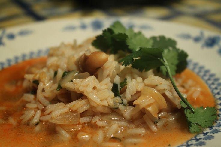 Arroz de Lingueirão (Razor clam rice)