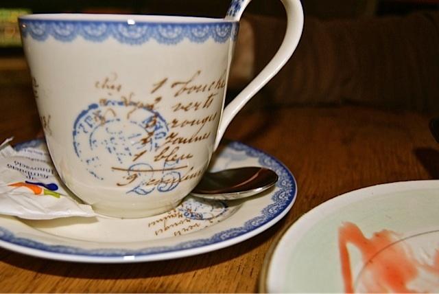 Pudding una buena opción para un café excelente y un ambiente de cuentos de hadas. En Barcelona