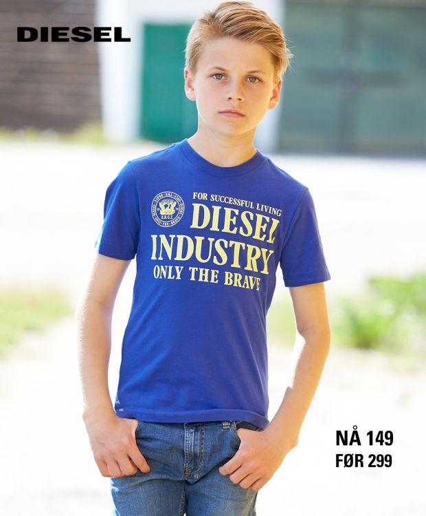 Diesel Kids T-skorte