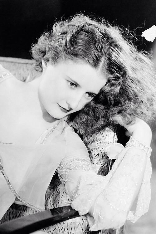 """Barbara Stanwyck in """"Baby Face"""" (1933)"""