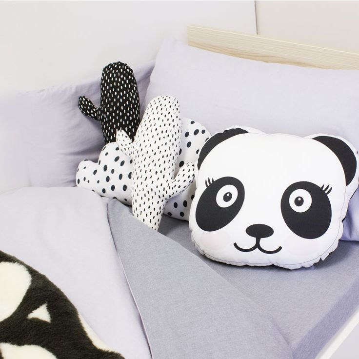 Our Rebel monochrome B&W & grey bedding set from our 2016 AW range
