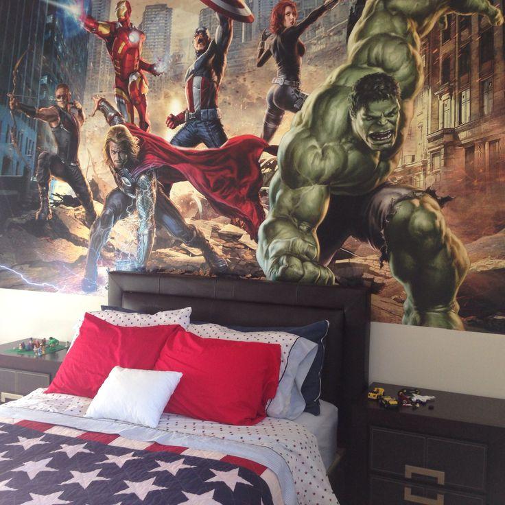 The Avengers Room!