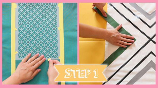 Decoro Cuscini Fai da te - Step 1 - Pillow Diy