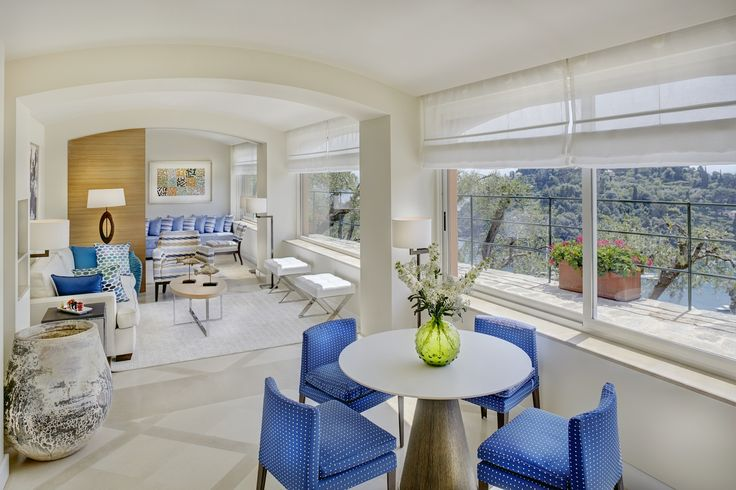 Portofino living doesn't get any more luxurious than this in the Dolce Vita Suite