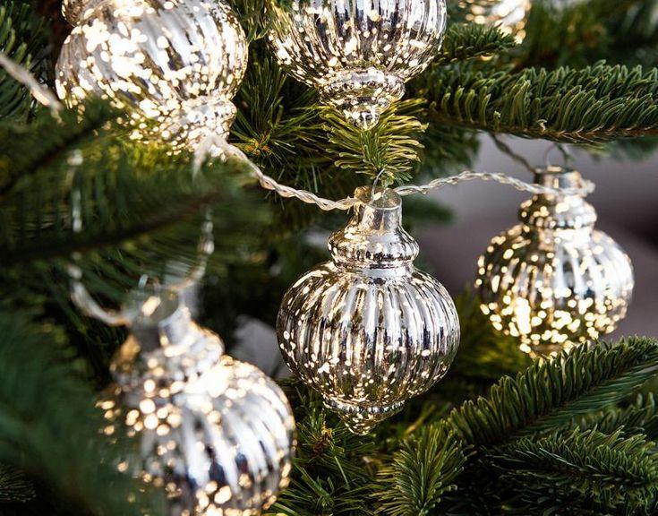 lichterketten f r au en und innen 2 in 1 led lichterkette weihnachtsbaumkugeln von. Black Bedroom Furniture Sets. Home Design Ideas