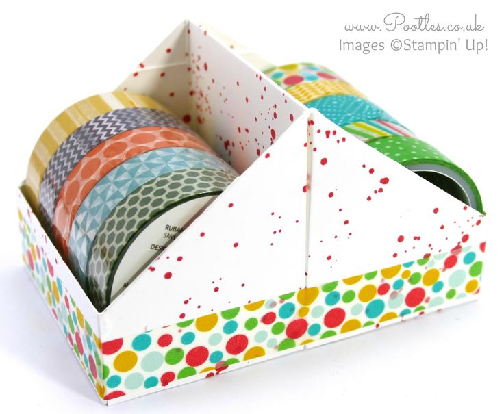 Stampin' Up! Demonstrator Pootles -Washi Tape Holder Tutorial Squeeeeeaaaaaak!!!! Oh I am so happy to be sharing this project with you today. You know what I'm like for creating stationery solutio...