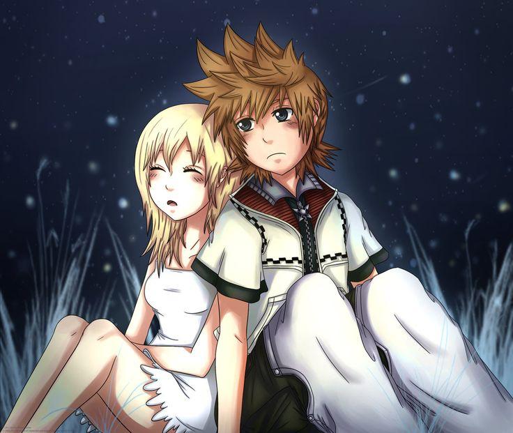 If Kingdom Hearts Met Anime By Takuyarawr On Deviantart: 1000+ Images About Kingudamu Hātsu ღ On Pinterest