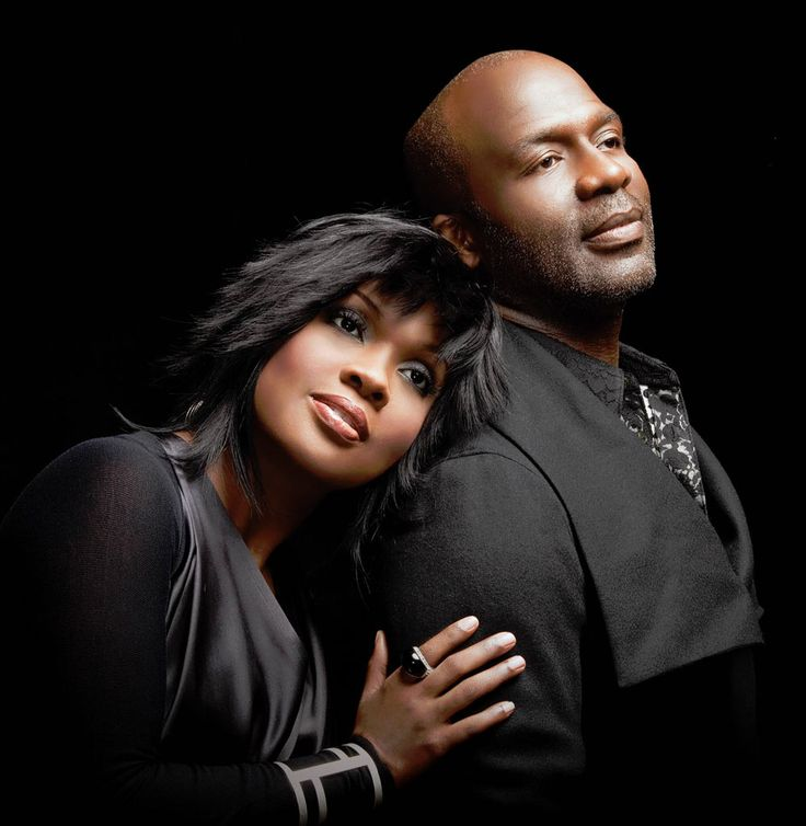 Cece & Bebe Winans were musical inspirations to me as a young man...and still today!