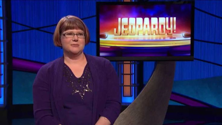 KERRY GREEN, JEOPARDY WINNERS - MY FAVE SHOW 4 25 YEARS!