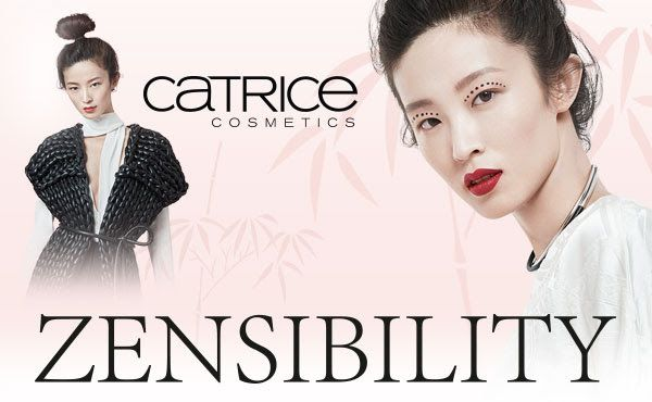 "Leah beauty : Limited Edition ""ZENSIBILITY"" by CATRICE"
