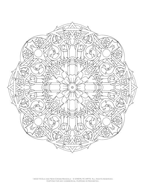 christian symbols coloring pages - photo#42