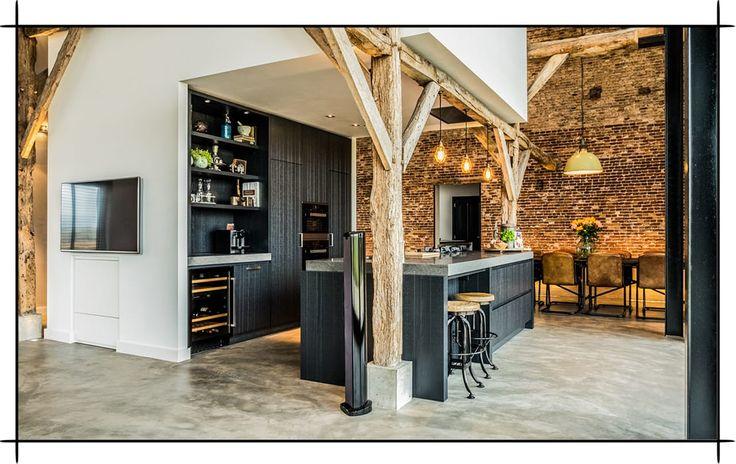das moderne bauernhaus von joep van os jetzt. Black Bedroom Furniture Sets. Home Design Ideas