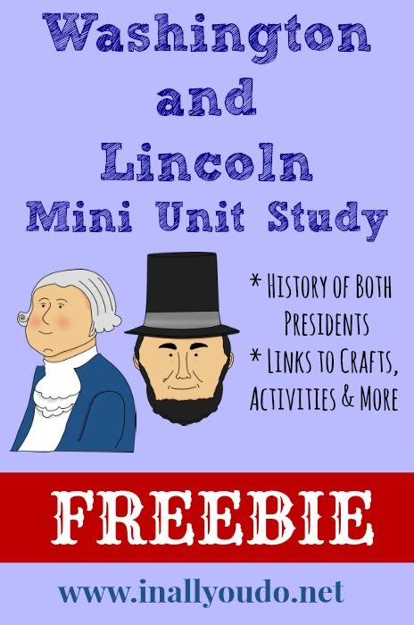 In All You Do uses affiliate links within its posts. You may read more on our disclosure policy. But, since Presidents Day has become more about including all the presidents, rather than just Washington (as originally intended) I also wanted to have separate printables to celebrate George Washington's and Abraham Lincoln's birthdays. So I'm sharing …