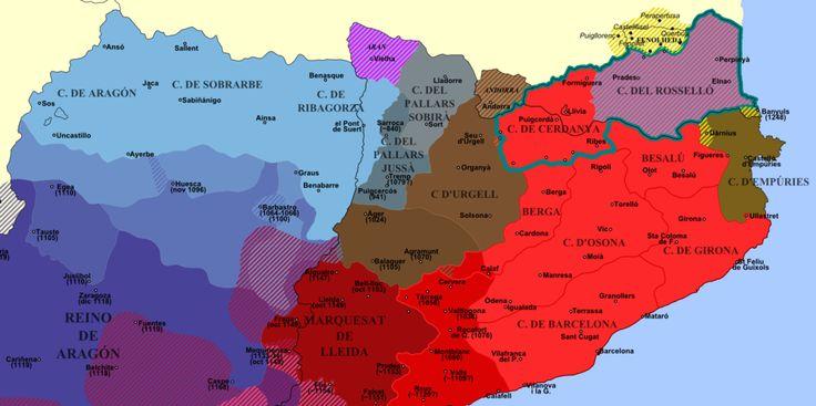 Fue el primero de los reinos cristianos de la península ibérica durante la Reconquista ¿Realidad o mito?: Reino de Sobrarbe (Navarra, Aragón, Cataluña)