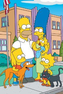 The Simpsons (1989) Poster