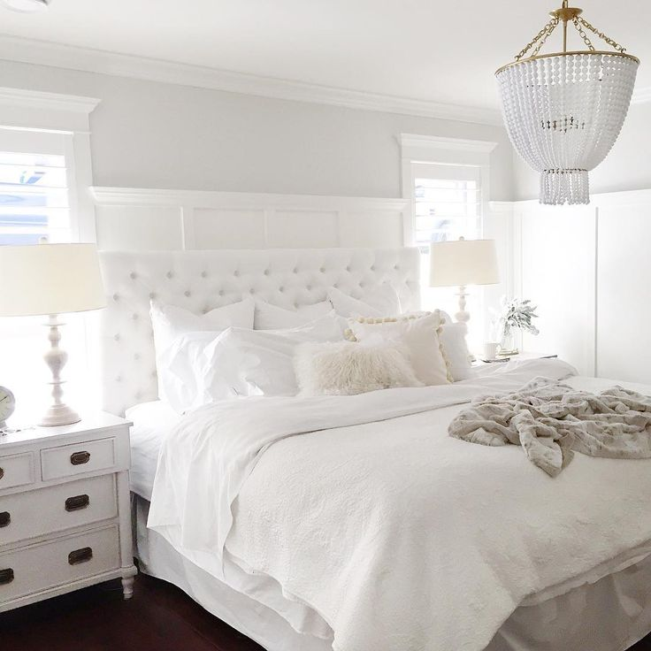 find this pin and more on bedroom - White Bedroom Decorating