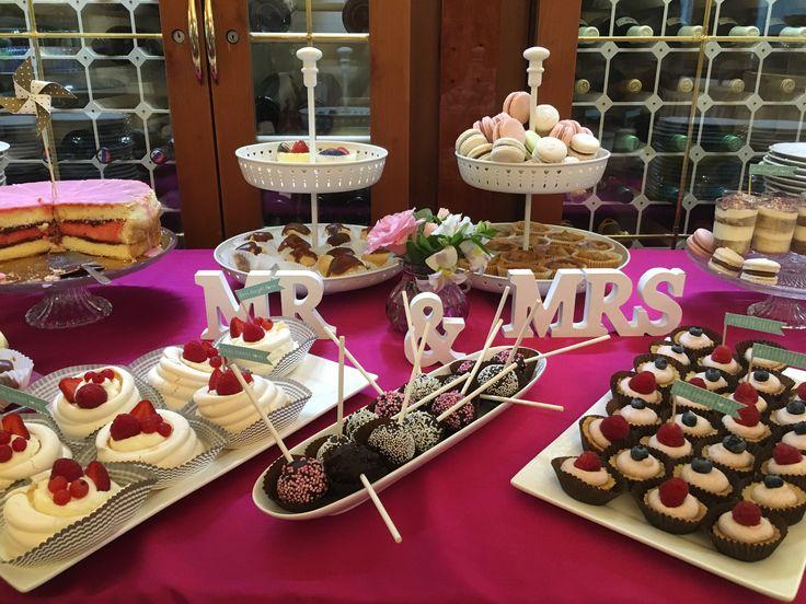 Sweet for wedding