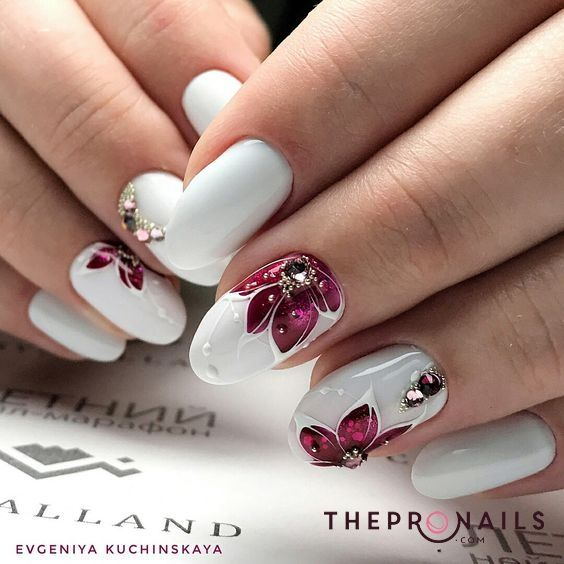 My hands are delicate and elegant, thank you very much. They're well-kept; my nails are clean. Aisha Tyler