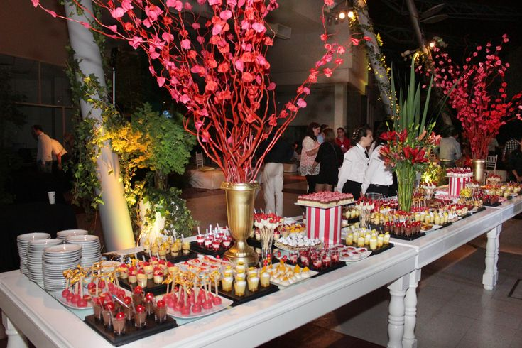 Mesa dulce evento corporativo mesas dulces for Decoracion para mesa dulce