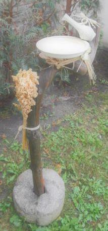 pítko pro ptáčky