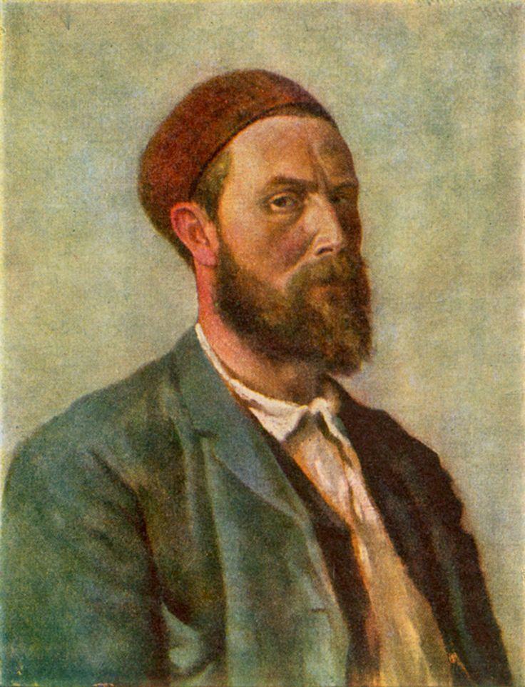 Kittelsen selvportrett - Theodor Kittelsen - Wikipedia, the free encyclopedia