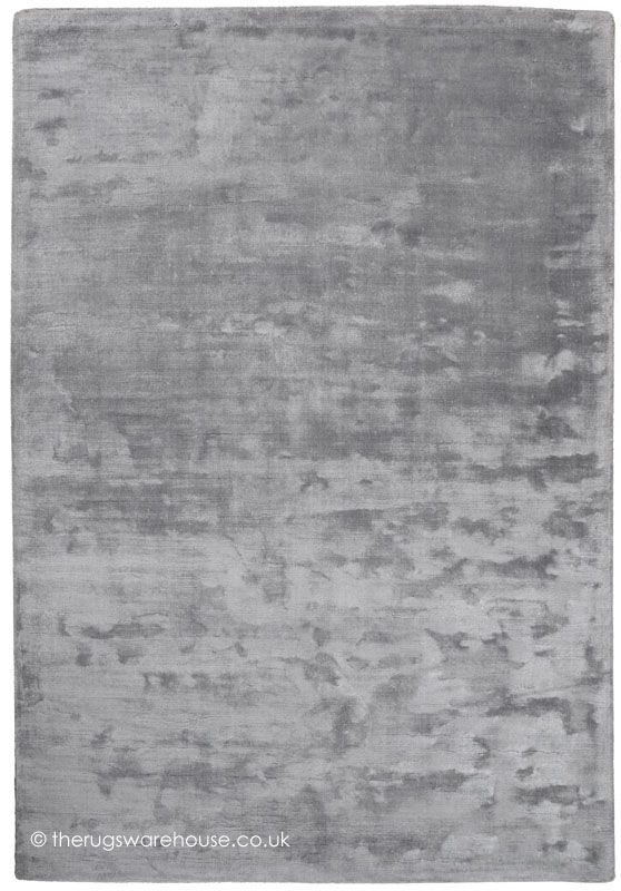 Aurum Silver Rug, a luxuriously soft hand-tufted viscose rug in silver http: - 150 Best Viscose Rugs Images On Pinterest Modern Rugs, Close Up