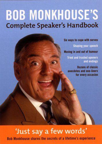From 3.72 Bob Monkhouse's Complete Speaker's Handbook