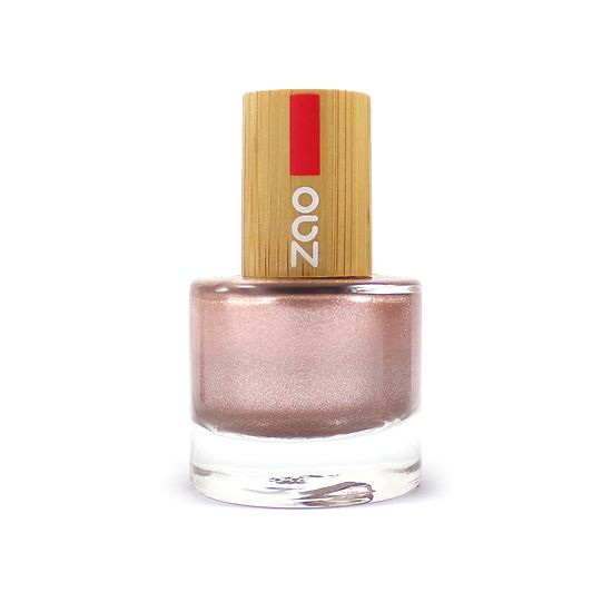 Vernis à ongles 658 CHAMPAGNE Rosé - Zao Makeup