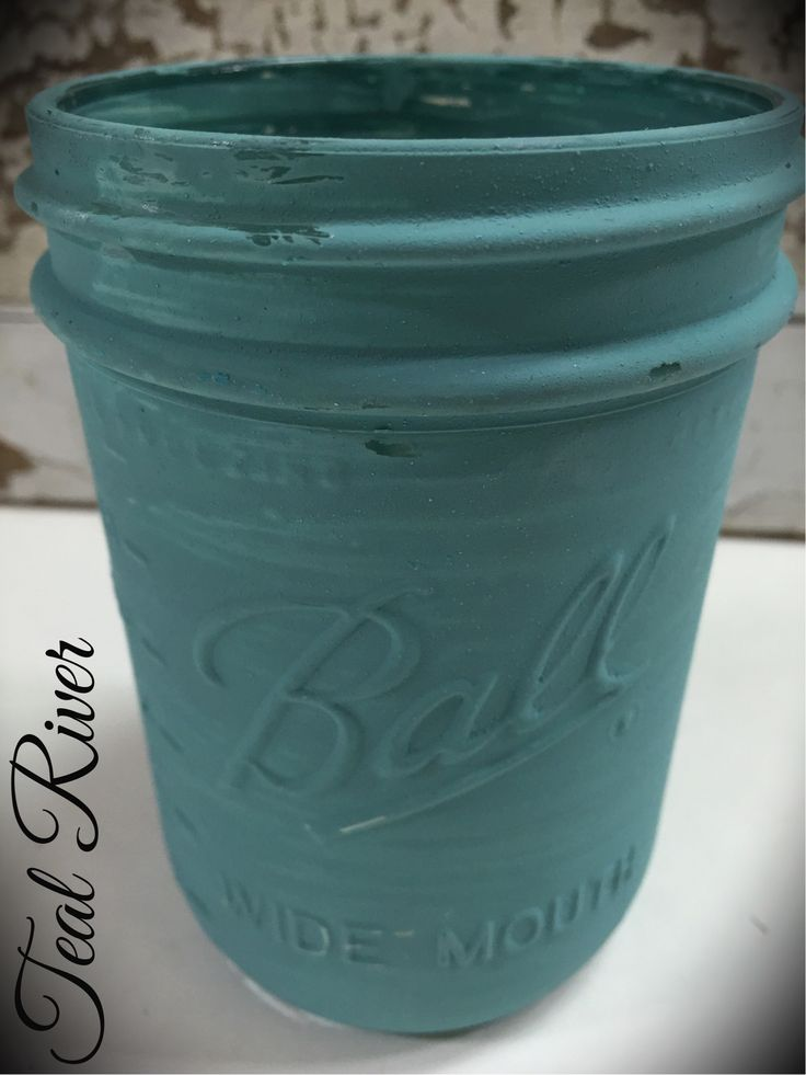 Teal River Junk Monkey Chalk Style Paint. Gives a beautiful matte finish. Definitely a popular bold, vivid color! Great for the distressed/shabby chic look. No sanding or priming needed. Grab a brush and go bananas! Seal with wax or poly.