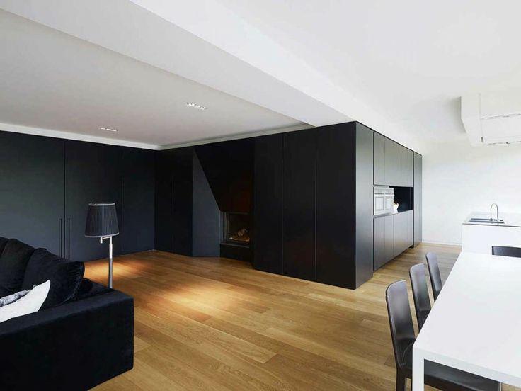Rustic house turns ultra minimal http://www.morfae.com/rustic-house-turns-ultra-minimal/ #architecture #home #minimal #refurbished