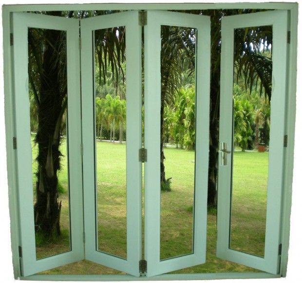 M s de 1000 ideas sobre puertas pvc en pinterest frentes - Puertas plegables aluminio ...