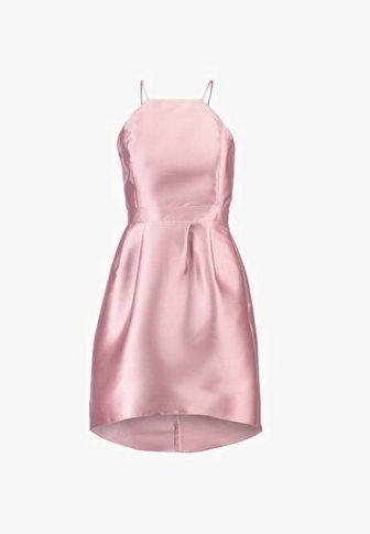 Koktejlové šaty   šaty na párty - pink  cffe5ba3f12