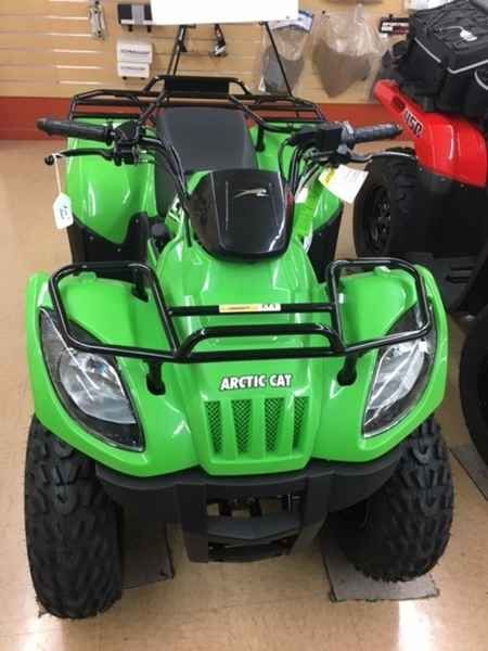 New 2016 Arctic Cat 150 ATVs For Sale in North Carolina. 2016 Arctic Cat 150, Layaway available! Financing available. 2016 Arctic Cat® 150 Features May Include: Fully Independent Front Suspension With Preload Adjustable Shocks A fully independent front suspension with adjustable shocks makes the 300 a force to be reckoned with. On or off trail, this suspension takes what you throw at it and keeps going. 150 4-Stroke Engine They have to grow up some time. The 149cc single-cylinder 4-stroke is…