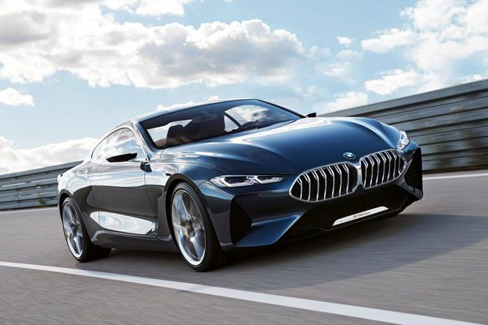 2018 BMW 8 Series Coupe