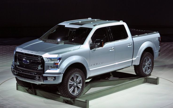 2015 Ford Ranger silver color  Ford Trucks  Pinterest  Ford