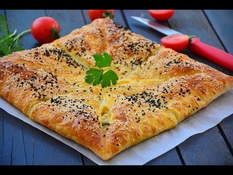 Hazır  Yufkadan 5 Dakikada  Zarf Börek - Çok pratik :) - YouTube