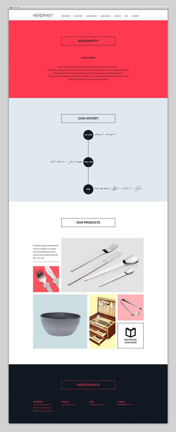 Websites We Love — Showcasing The Best in Web Design in Web design