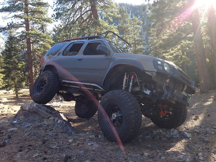 Build of the year 2015 poll Nissan Xterra