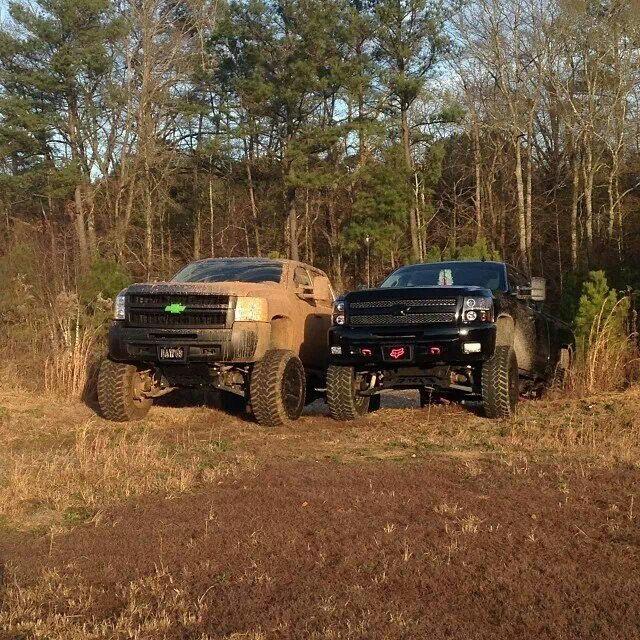 #Chevy #Silverado #Duramax Samatha (aka lifted Chevy girl) your truck is…