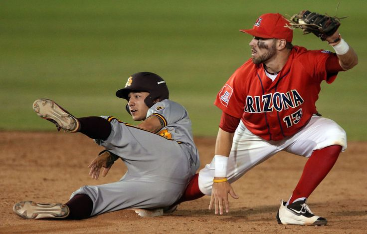 Arizona baseball: Cats lead Pac-12 with 5 all-conference ...