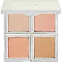 e.l.f. Cosmetics - Online Only Beautifully Bare Natural Glow Face Palette in Fresh