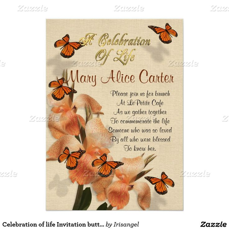 145 best MOM images on Pinterest Kitchens, Kitchen ideas and - celebration of life templates