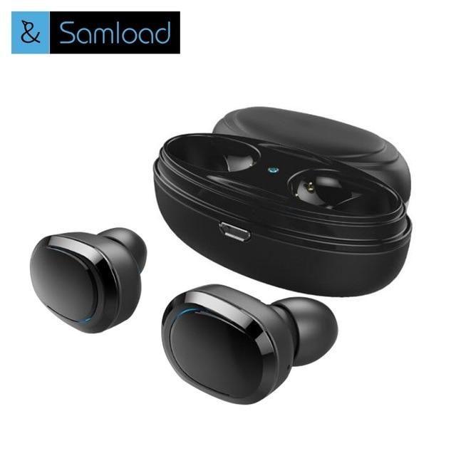Wireless Bluetooth Waterproof Earphone With Charging Case Bluetooth Headphones Wireless Bluetooth Earbuds Wireless Earbuds
