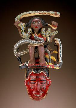 Baule Mami Wata Water Spirit Figure | Exquisite African Art