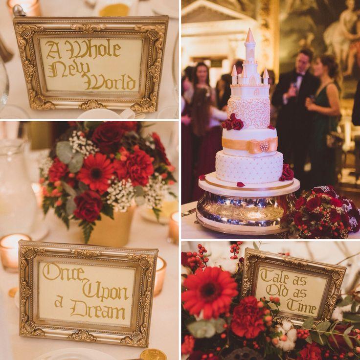 Disney Wedding Centerpieces Picswe